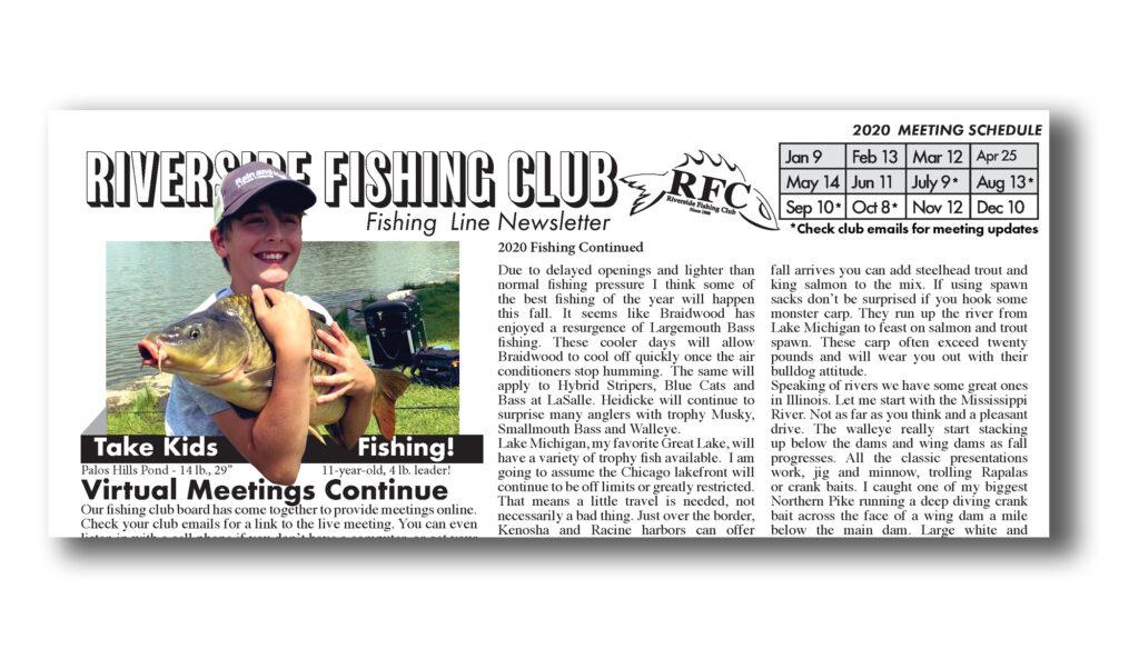 Riverside Fishing Club La Grange News